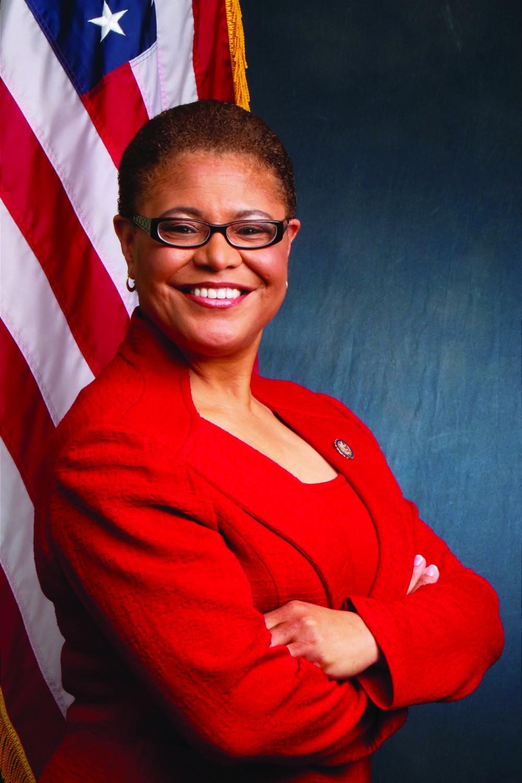 Congresswoman-Karen-Bass, Wanda's Picks for June 2020, Culture Currents