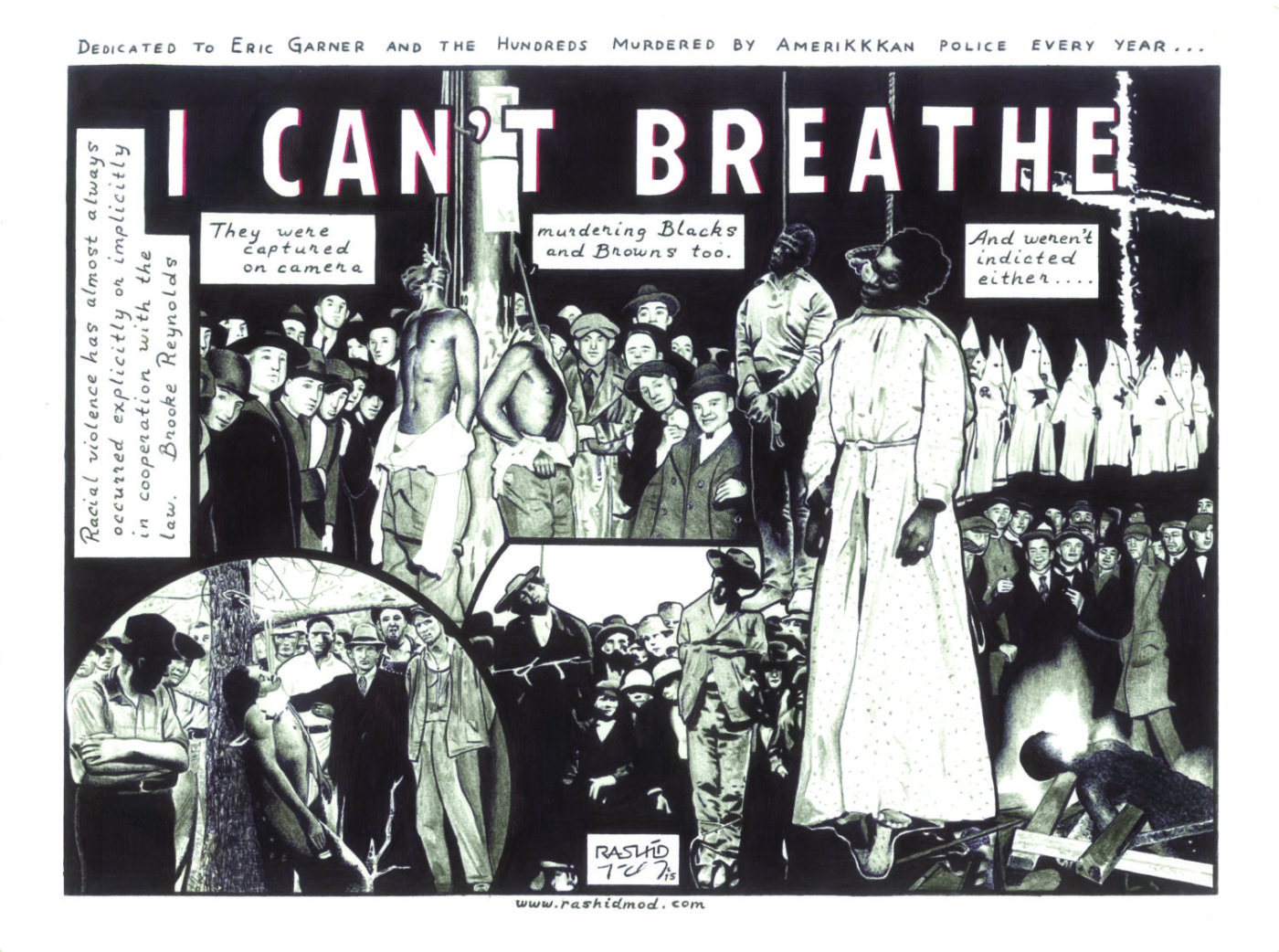 I-cant-breathe-art-by-Kevin-Rashid-Johnson-1400x1042, We can't breathe: On the lynching of George Floyd, National News & Views