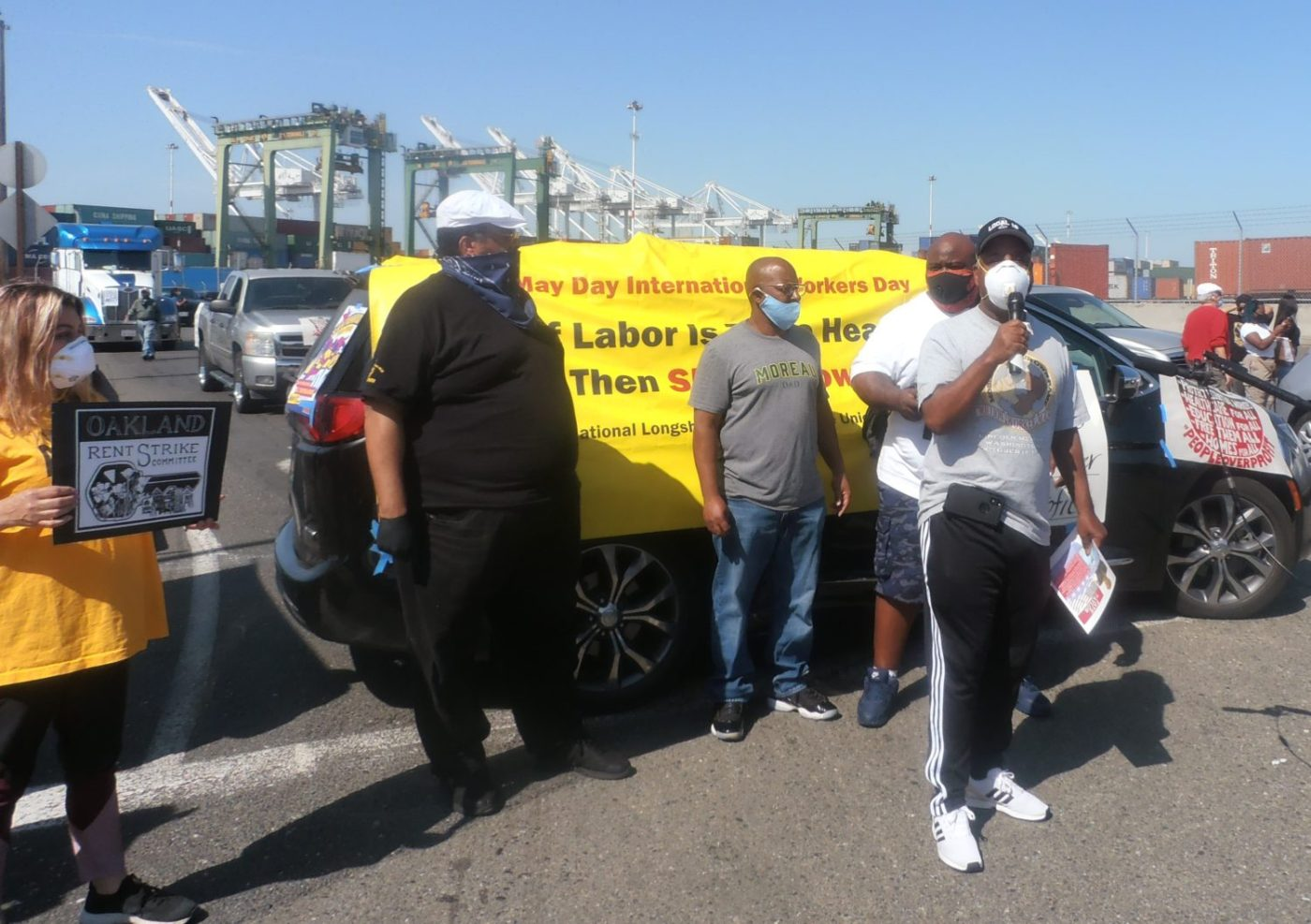 ILWU-Local-10-Pres.-Trent-Willis-speaks-International-Workers'-Day-rally-Port-of-Oakland-050120-by-Jahahara-1400x987, Advancing African liberation on the daily!, Culture Currents