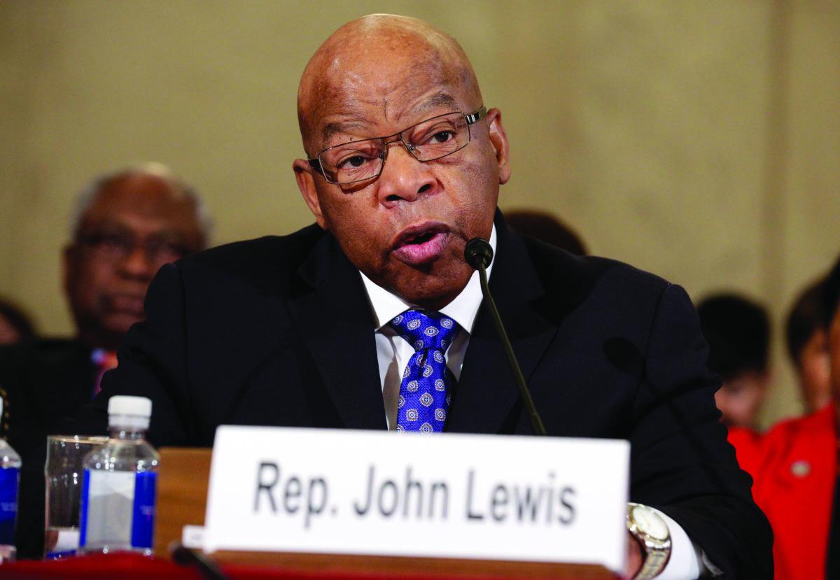 Rep.-John-Lewis, Wanda's Picks for June 2020, Culture Currents