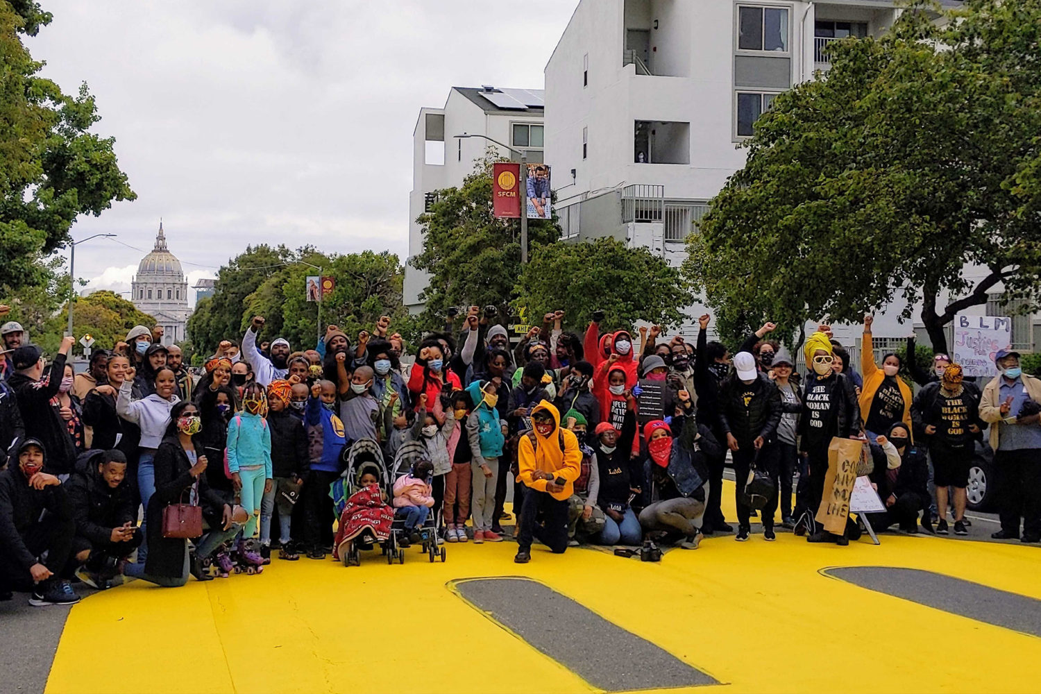 MegaBlack SF: Black leaders tell Mayor Breed how to transfer police funds to the Black community