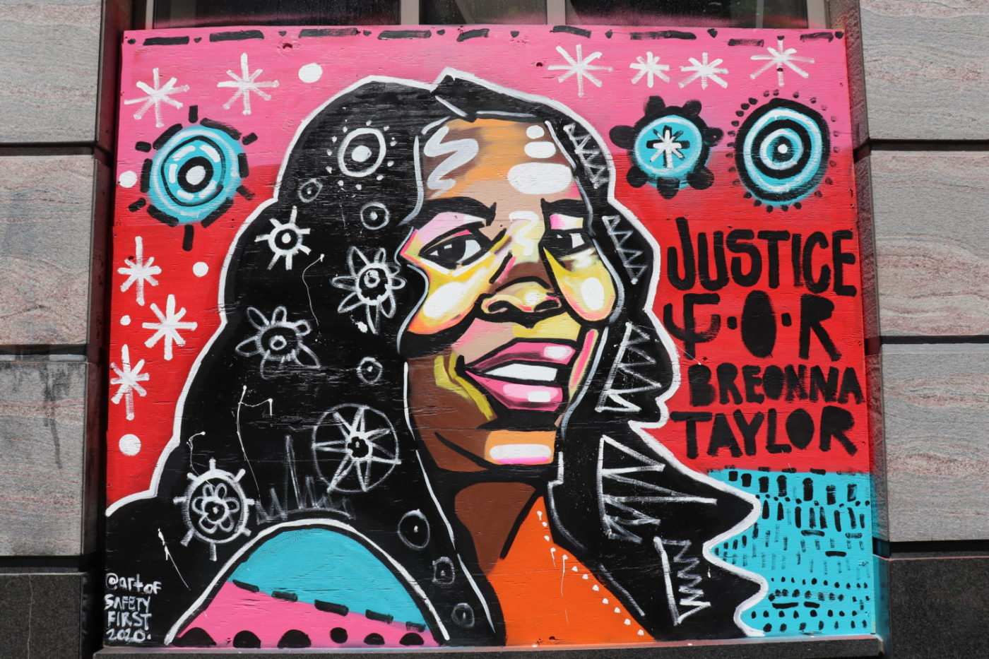 Justice-for-Breonna-Taylor-mural-on-boarded-up-window-Oakland-0720-by-JR-1400x933, Supervisor Shamann Walton's CAREN Act seeks to legally address the weaponization of calling 911, Local News & Views