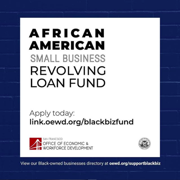 SF-African-American-Revolving-Loan-Fund-1, San Francisco African American Revolving Loan Fund - Apply by Aug. 4, Opportunities