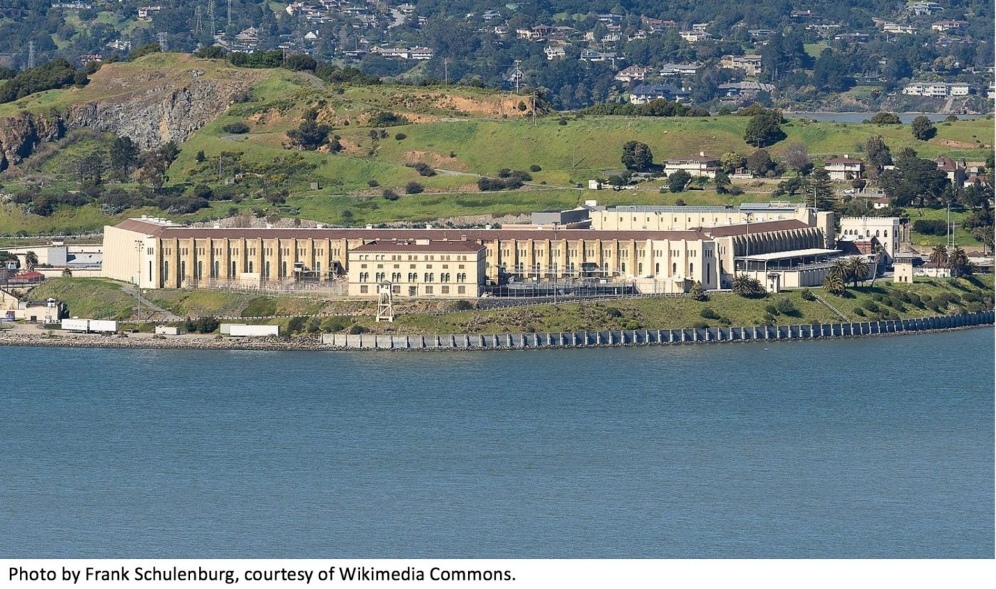 San-Quentin-water-side-by-Frank-Schulenburg-cy-Wikimedia-Commons-1400x828, The situation at San Quentin: Give prisoners access to phones NOW!, Behind Enemy Lines