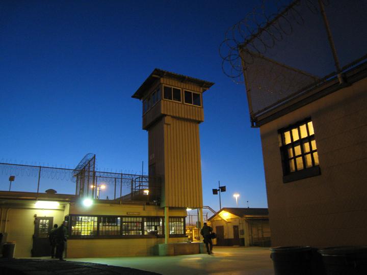 Soledad-Prison-scene-from-In-an-Ideal-World-2, Soledad 3 a.m. raid on 200+ Black prisoners, Behind Enemy Lines