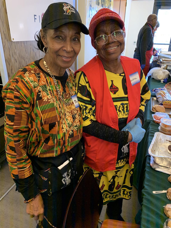 Black-Cuisine-volunteers-2020, We honor you, Ms. Verlie Mae Pickens, Culture Currents