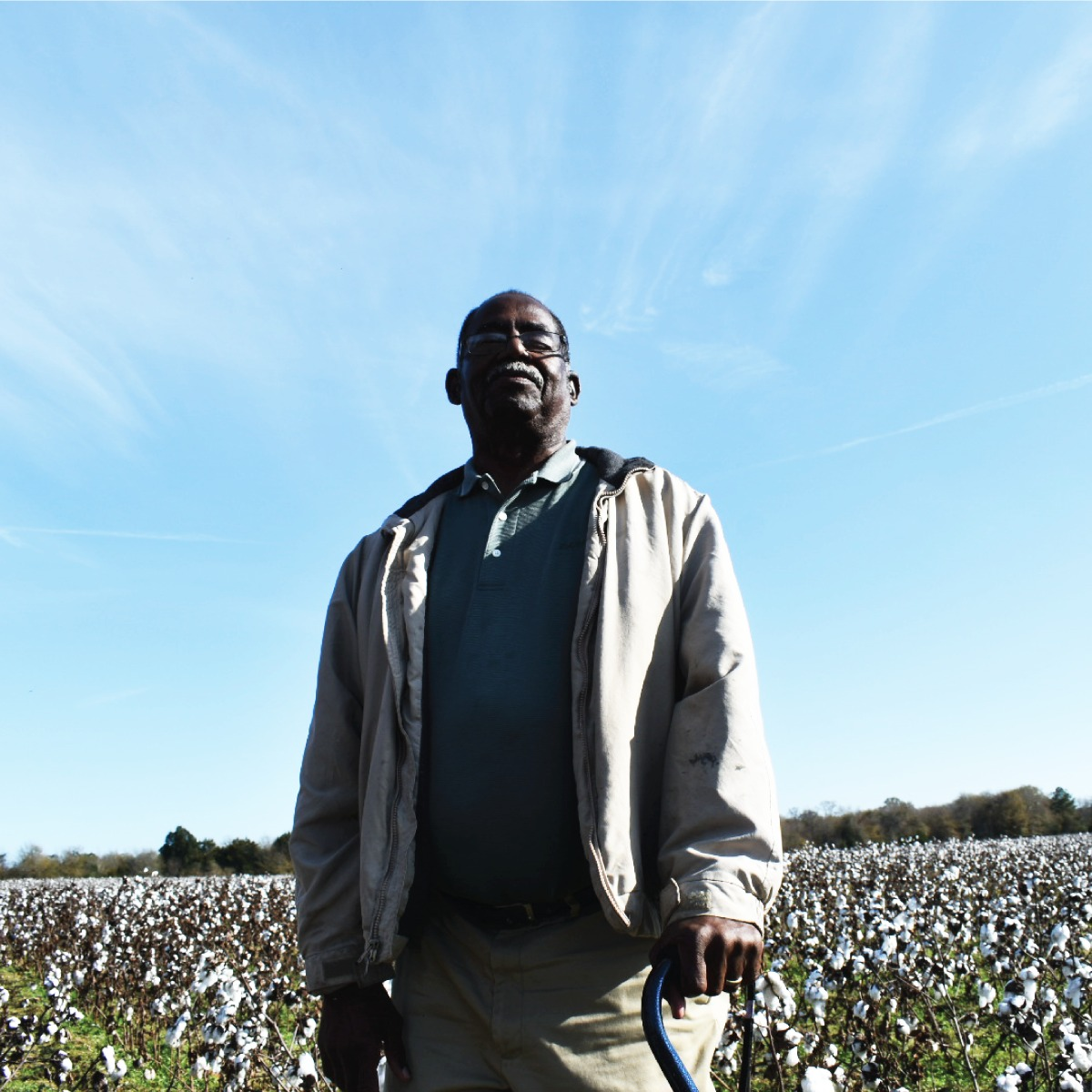 Eddie-Slaughter-Pigford-legacy-farmer-stands-on-his-centennial-farm-in-rural-Georgia, Provide restorative land justice to Black legacy farmers, National News & Views