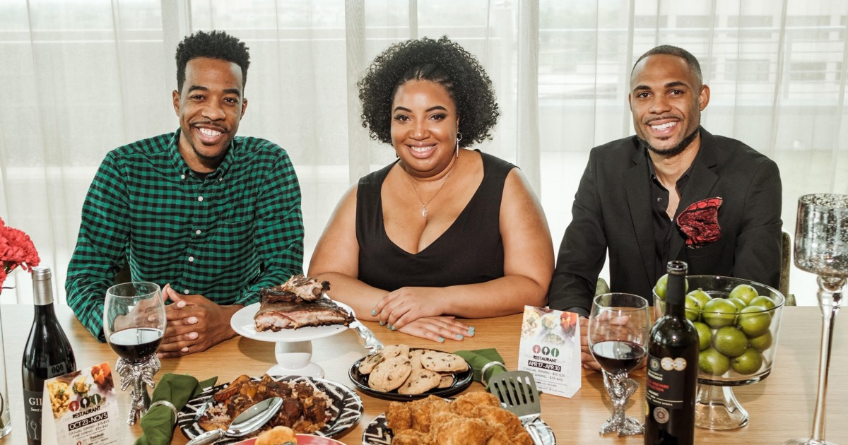 Falayn-Ferrell-celebrates-Black-Restaurant-Week-with-other-Black-chefs, The Black Restaurant Week whirlwind comes to the Bay despite COVID, Local News & Views
