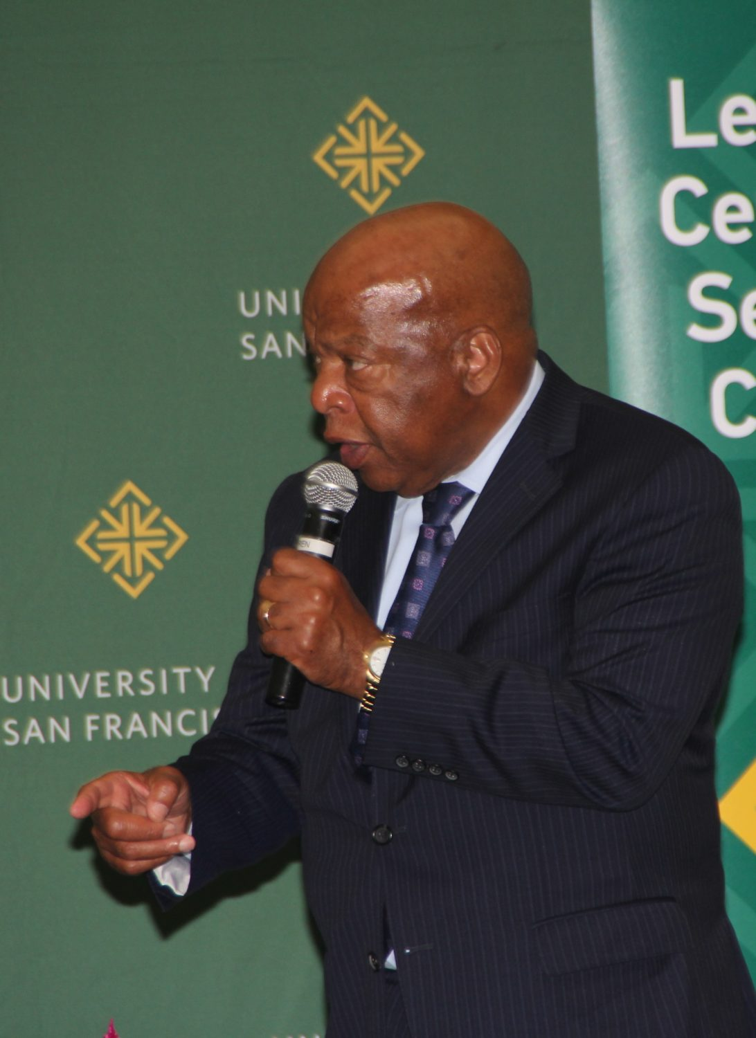 John-Lewis-speaks-at-USF-on-a-book-tour-2016-by-Johnnie-Burrell-1, Am I my brother's keeper?, Culture Currents