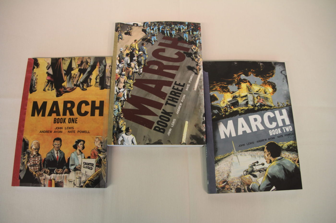 John-Lewis-speaks-at-USF-on-a-book-tour-for-'March'-3-volume-graphic-novel-on-Civil-Rights-Movement-2016-by-Johnnie-Burrell-1-1400x933, Am I my brother's keeper?, Culture Currents