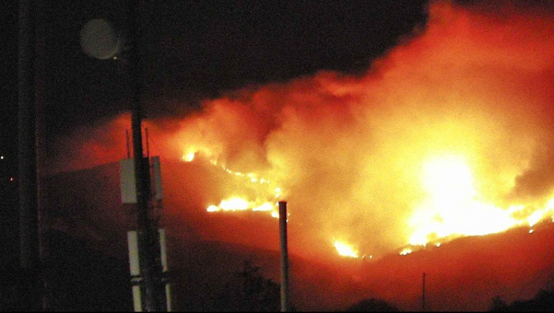 Kincade-Fire, As fire season bears down on thirsty California, incarcerated crews prepare to battle flames, Local News & Views