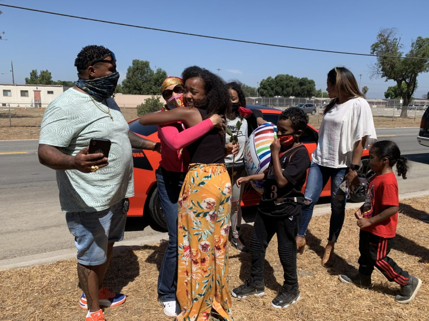 Patricia-Wright-released-from-prison-greeted-by-her-children-grandchildren-072120-1400x1050, Wanda's Picks for August 2020, Culture Currents