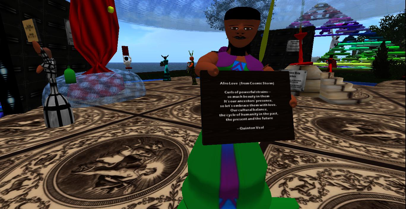 SL-QuintonVeal, Writing While Black August 2020: The Outer Dark Symposium goes virtual, Culture Currents
