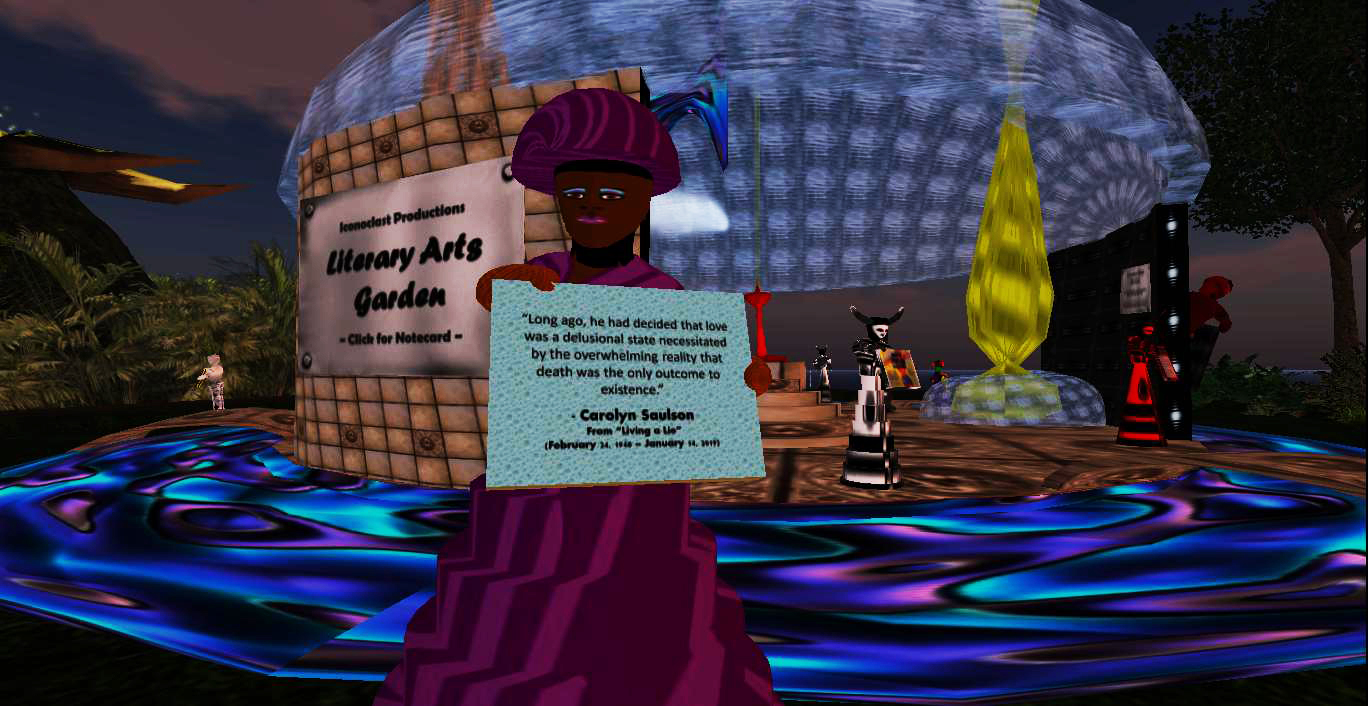 SL17-Carolyn-Saulson-2, Writing While Black August 2020: The Outer Dark Symposium goes virtual, Culture Currents