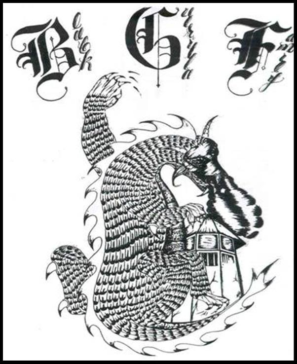 BGF-dragon, The Black Guerrilla Family is not a prison gang but an educational organization, Behind Enemy Lines