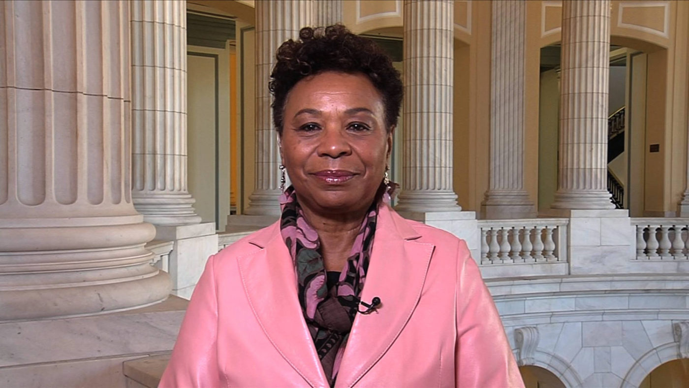 Congresswoman-Barbara-Lee-in-Capitol-1400x788, Congresswoman Barbara Lee mourns the passing of Justice Ruth Bader Ginsburg, National News & Views