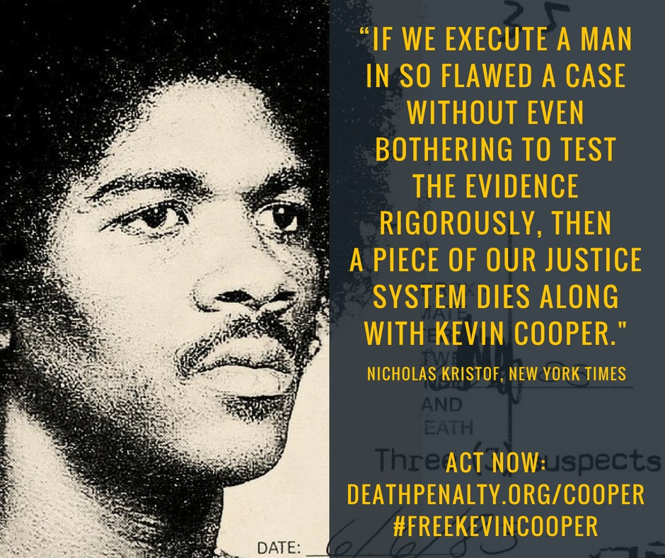 Kevin-Cooper-meme-w-Kristof-quote-0518, Kevin Cooper: Surviving Death Row and COVID-19 in San Quentin, Behind Enemy Lines