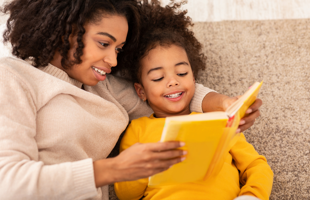 Mom-and-daughter-reading, Having 'The Talk' with your children in the era of Black Lives Matter, Culture Currents