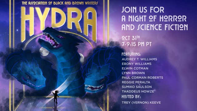 Hydra-Flyer, Writing While Black for October 2020: Promising new African Diaspora anthologies and a plethora of online events, Culture Currents