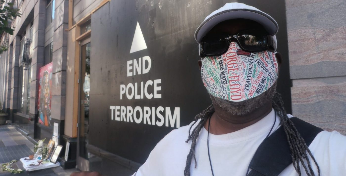Jahahara-at-Justice-for-Breonna-Taylor-altar-next-to-End-Police-Terrorism-mural-Betti-Ono-Gallery-Oakland-by-Baba-Jahahara-1400x711, Finally! Baba Jalil will be freed!, Culture Currents