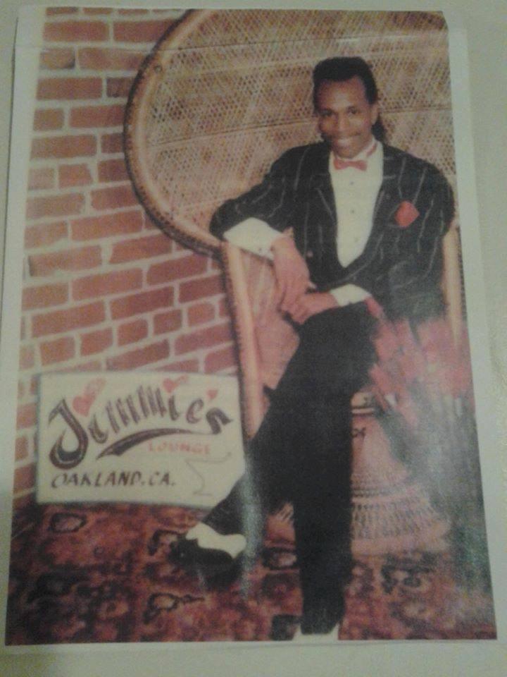 Jeff-Walker-the-Rose-Man-at-Jimmies-in-Oakland, No warning shot, Behind Enemy Lines