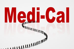 Medi-Cal-long-line-of-people, Medicaid is better than nothing, Local News & Views
