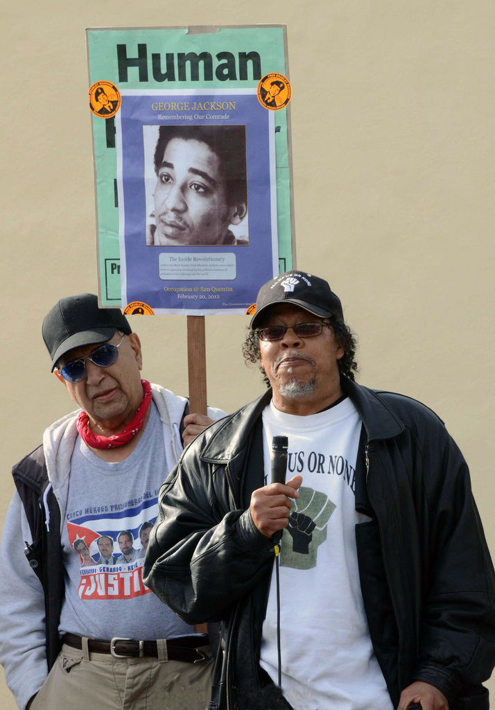 Occupy-San-Quentin-SQ6-Bato-Talamantez-Sundiata-Tate-022012-8-by-Bill-Hackwell, Recognizing prison resistance: From George Jackson and Attica to the Agreement to End Hostilities, Behind Enemy Lines