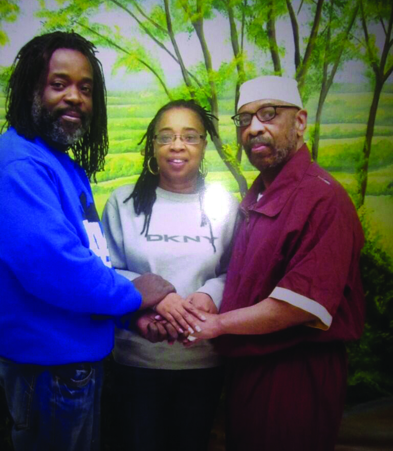 Son-Russell-Shoatz-III-daughter-Sharon-Shoatz-father-Russell-Maroon-Shoatz-just-released-from-solitary-SCI-Graterford-0214, A son's fight for his father's freedom, Behind Enemy Lines