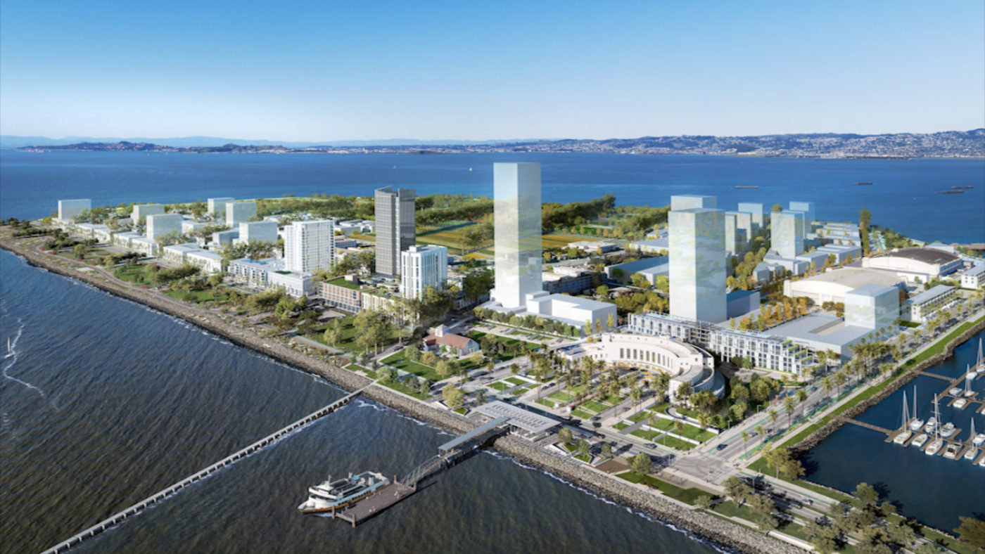 Treasure-Island-architects-rendering-of-future-development-1400x788, Treasure Island: The island gentrification almost forgot, Local News & Views