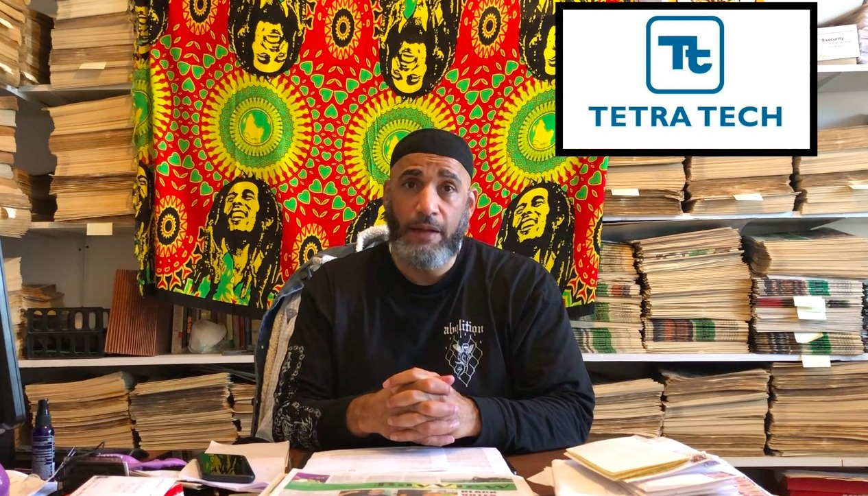 Bay View editors confront Tetra Tech's intimidation tactics and environmental racism in Bayview Hunters Point