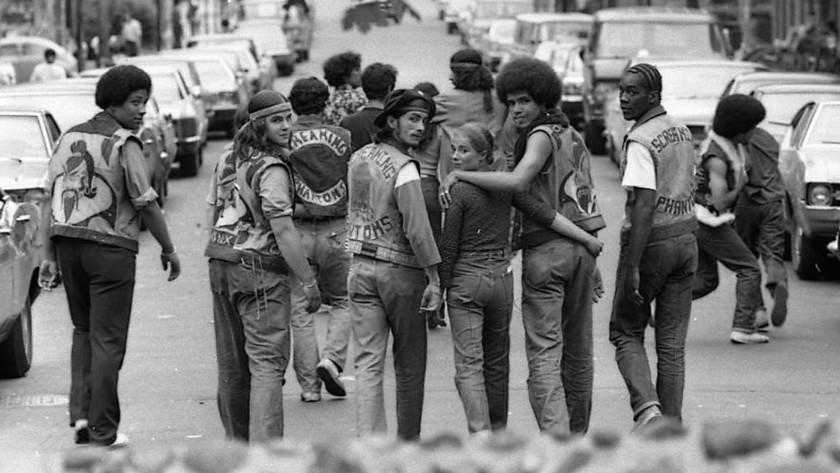 South-Bronx-gang-in-'Rubble-Kings, 'Rubble Kings': How the violence stopped and hip hop emerged in the South Bronx, Culture Currents