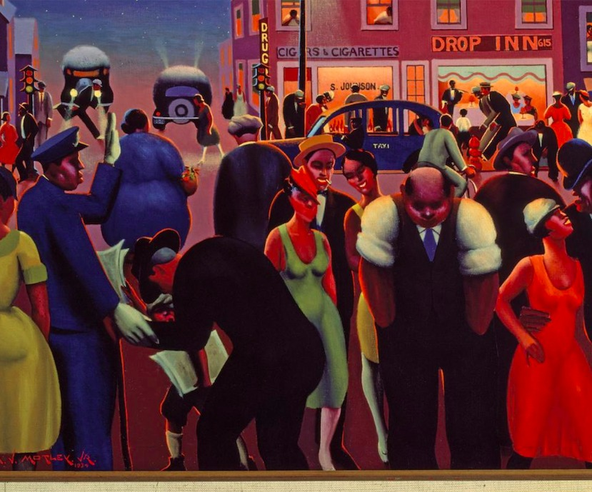 Archibald-Motley-Streets-are-not-Your-Friend, 'The Streets are not Your Friend', World News & Views