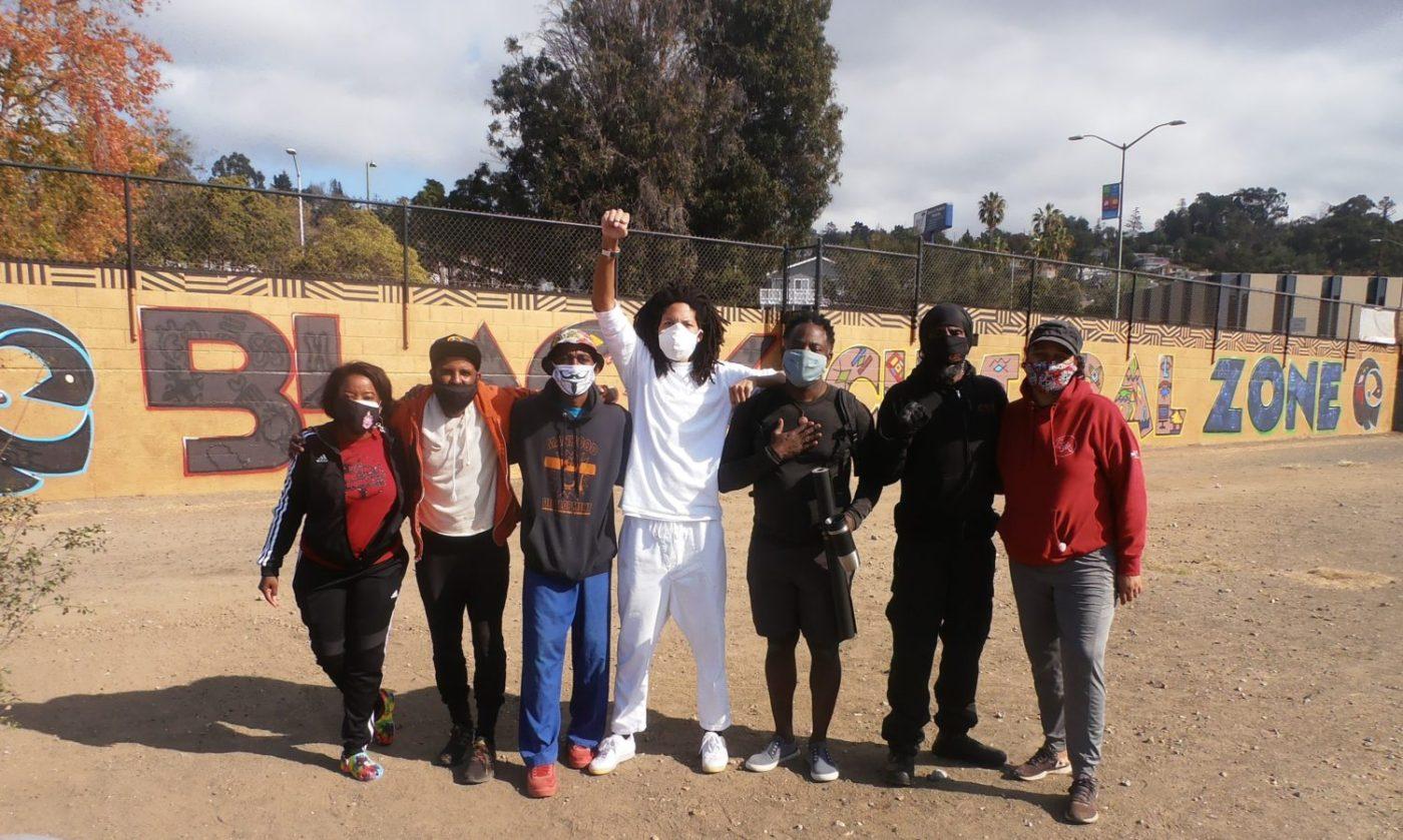 Black-Cultural-Zone-Liberation-Park-east-Oakland-Jahahara-1400x839, Urgent appeal to President Trump, World News & Views
