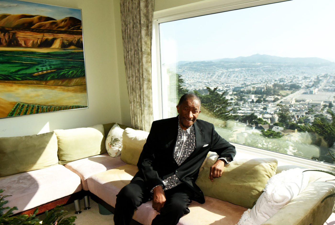 Fred-Jordan-in-his-living-room-by-Johnnie-Burrell-3-1400x944, Don't just survive, but thrive: The legacy of Fred Jordan, Local News & Views