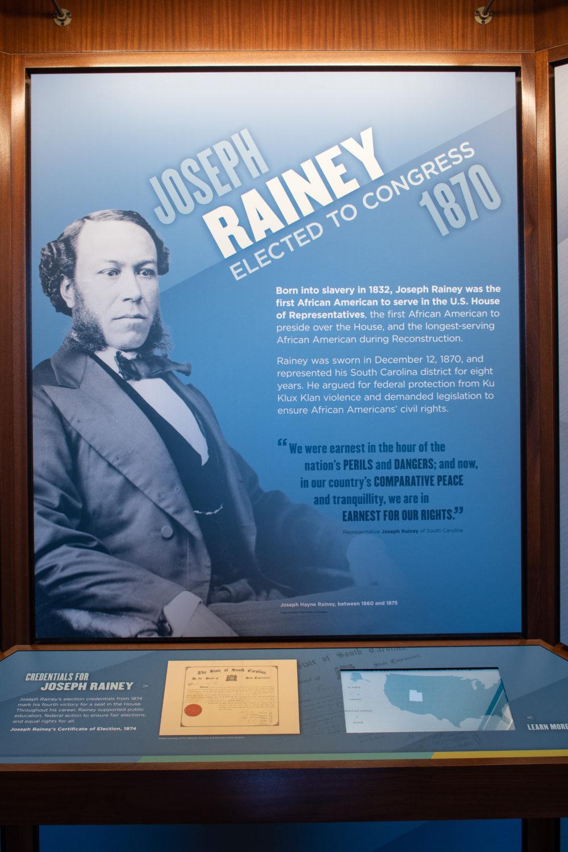 Jim-Clyburn-Nancy-Pelosi-on-Joseph-Rainey-1st-Black-in-Congress-presser-Rainey-exhibit-120920, U.S. Congressman Jim Clyburn says Gov. Newsom must appoint Black woman to U.S. Senate, National News & Views