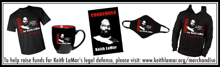 Keith-LaMar-Bomani-Shakur-merchandise-to-raise-funds-for-legal-defense-keithlamar.org_, Keith LaMar: A Love Supreme, Behind Enemy Lines