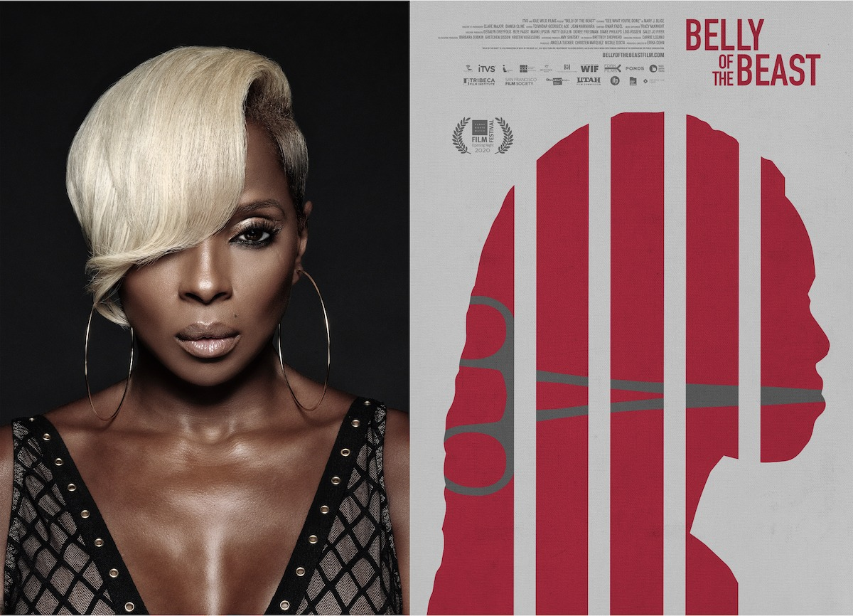 Mary-J-Blige-Belly-of-the-Beast, The belly of the beast is orange, Behind Enemy Lines