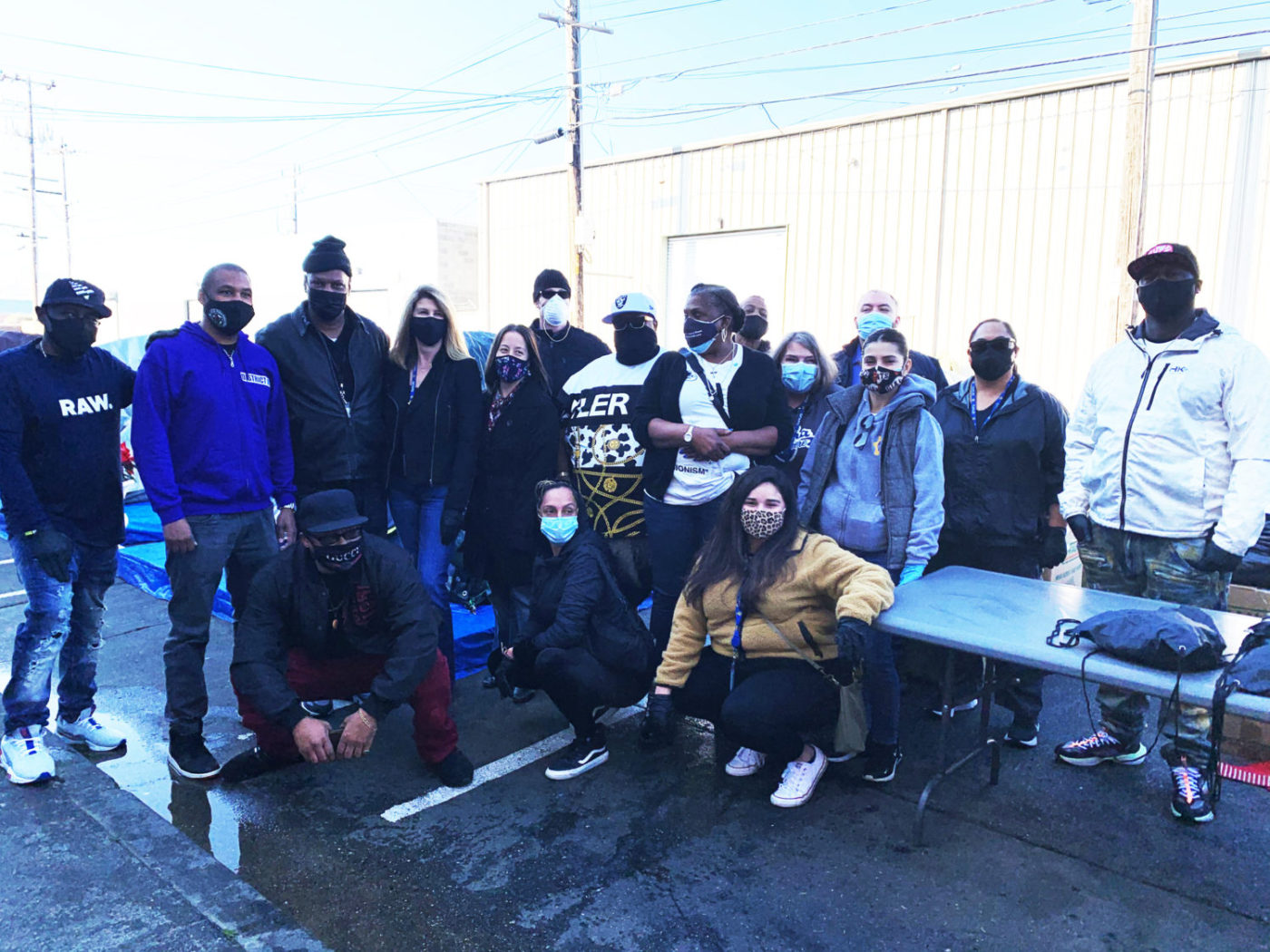 Mother-Browns-coat-giveaway-Shamann-Adult-Probation-Nova-Westside-Positive-Direction-122120-by-Malik-1400x1050, The United Council for Human Services and the Curtis Family: Serving BVHP in a time of need, Local News & Views