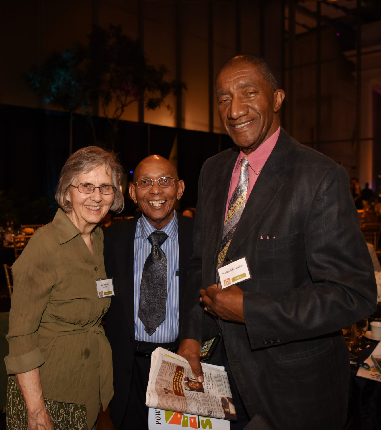 Power-in-Numbers-SFHDC-Gala-Mary-Willie-Ratcliff-Fred-Jordan-Academy-of-Sciences-051118-by-Johnnie-Burrell, Don't just survive, but thrive: The legacy of Fred Jordan, Local News & Views