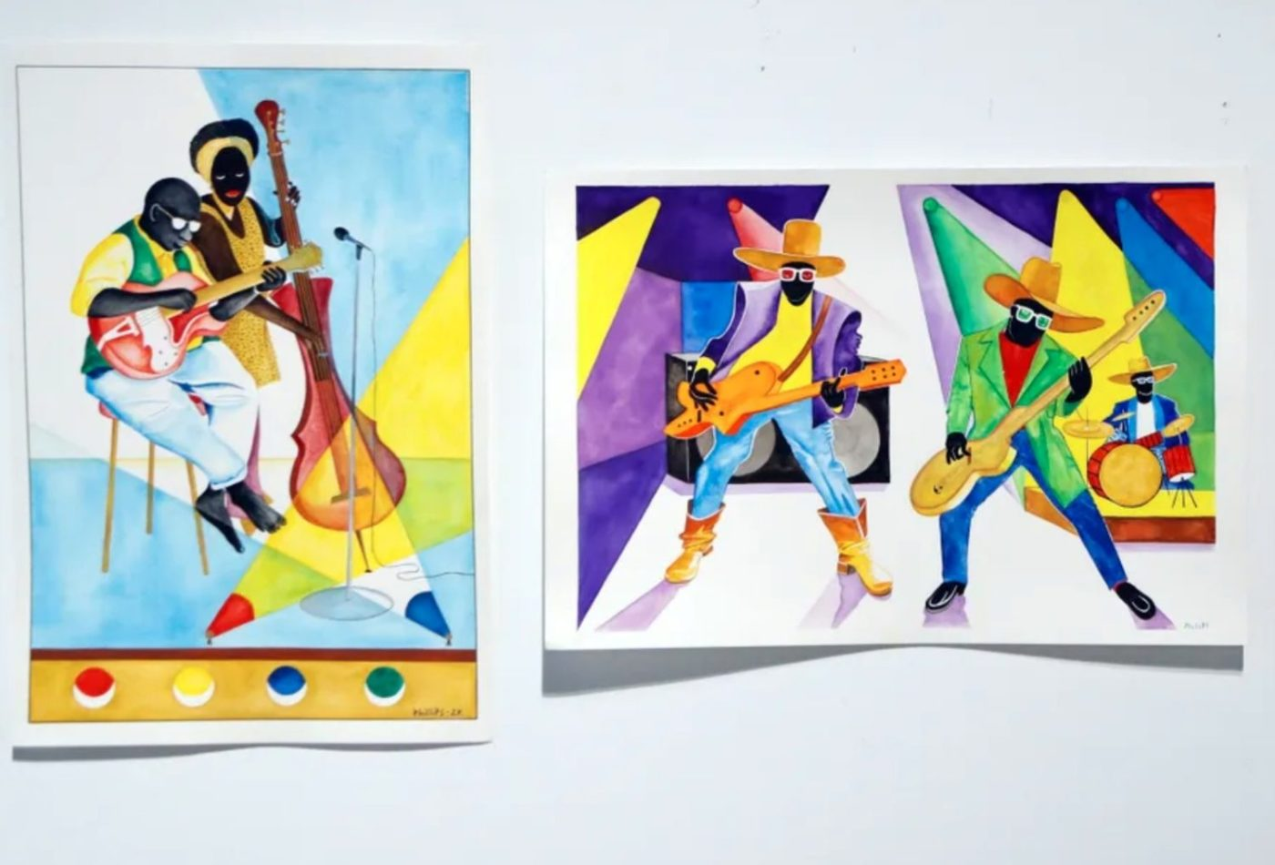 Richard-Phillips-painting-I-Like-Jazz-1400x950, I Like Jazz, World News & Views
