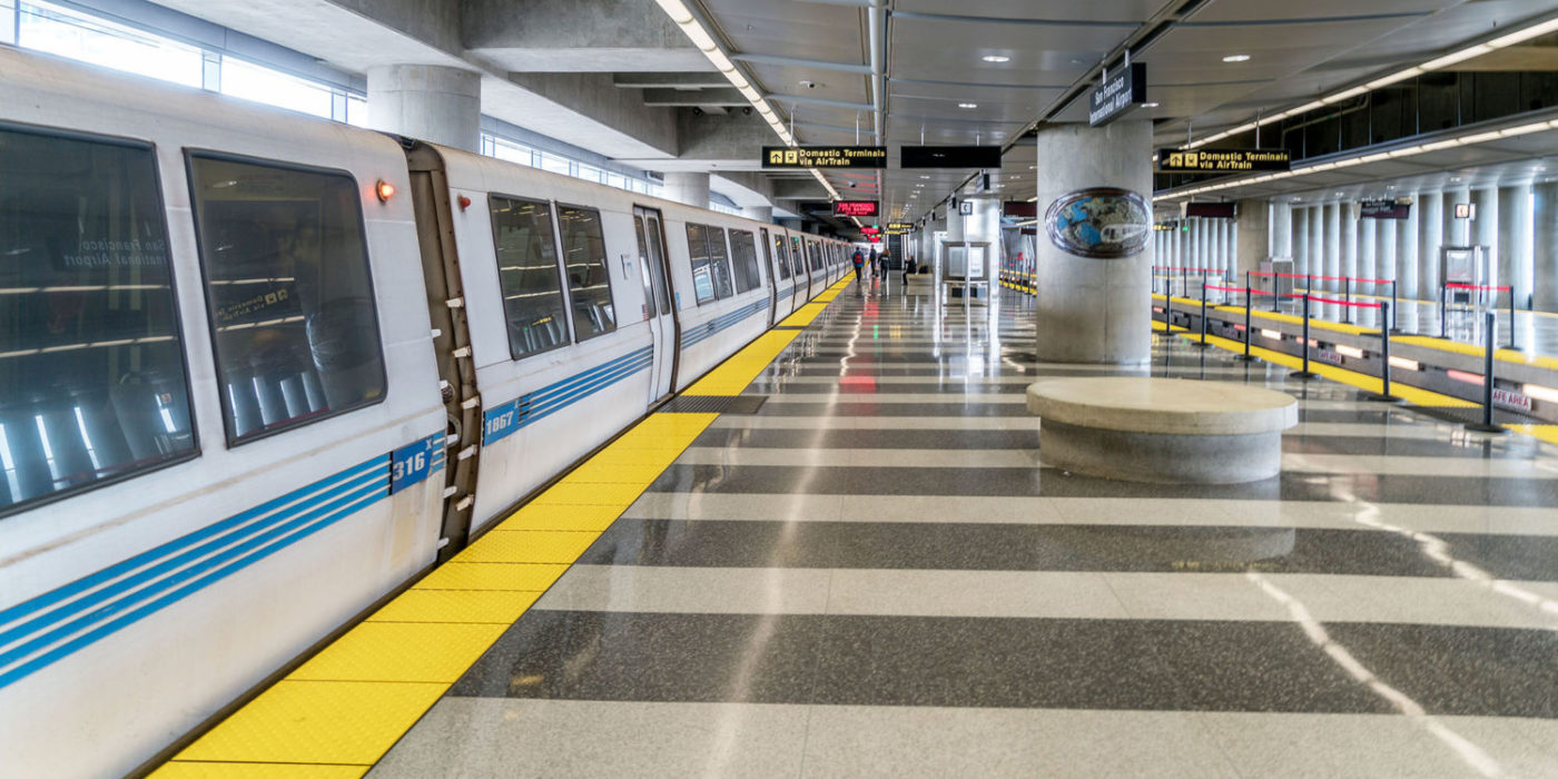 SFO-BART-Station-designed-construction-managed-by-F.E.-Jordan-Associates-1400x700, Don't just survive, but thrive: The legacy of Fred Jordan, Local News & Views