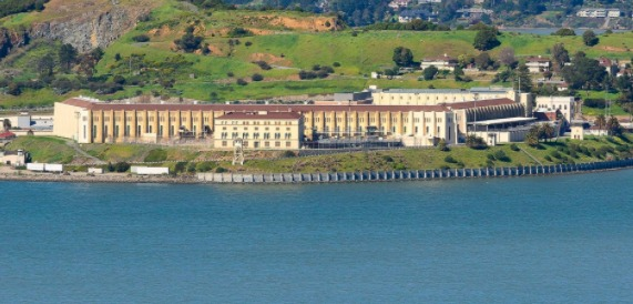 San-Quentin-State-Prison-view-from-Bay, Prisons and jails are COVID-19 super-spreaders, Behind Enemy Lines