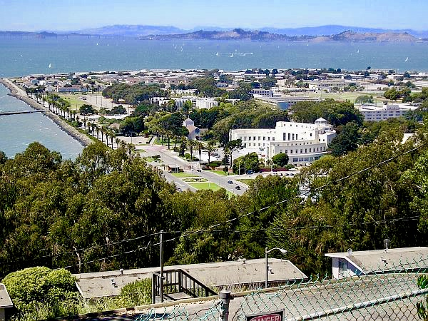 View-of-Treasure-Island-from-Yerba-Buena-Island, I am a proud member of Dr. Martin Luther King Jr.'s International Association for Creative Maladjustment. I am writing about Treasure Island, Local News & Views