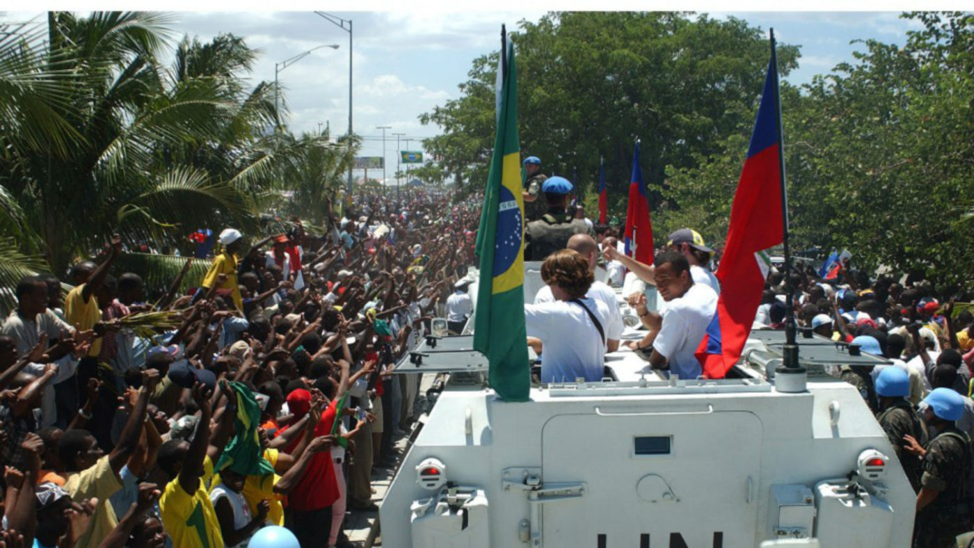 Brazil-Haiti-soccer-'peace-game-081804-1400x788, COINTELPRO, soccer and the water in our eyes, World News & Views