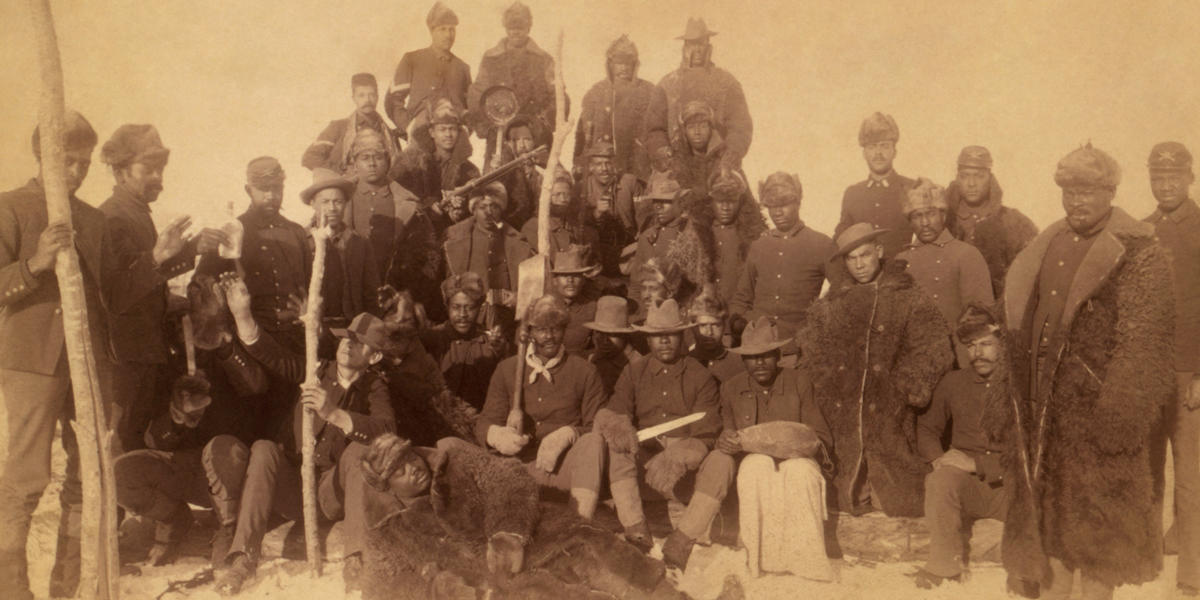 Buffalo-Soldiers-stationed-at-the-Presidio, Wanda's Picks for February 2021, Culture Currents