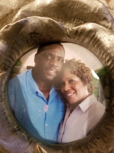 DeWayne-Ewing-wife-Sharon-Chatoo-Ewing, The found condom: A DeWayne Ewing mystery, Behind Enemy Lines