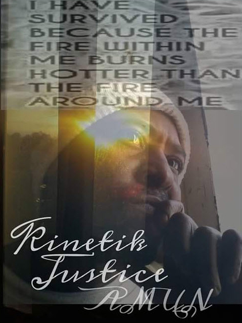 Kinetic-Justice-Amun-graphic, Alabama prison guards brutally beat Kinetic Justice, sending him to trauma unit, Behind Enemy Lines