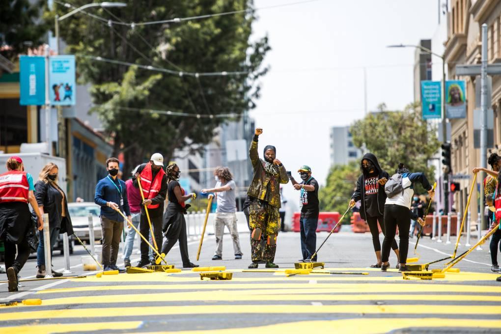 Malik-Seneferu-Housing-Black-mural-San-Francisco-081020, Halt the mean Prop 19 now! Stop the attack on Black and Brown wealth, Local News & Views