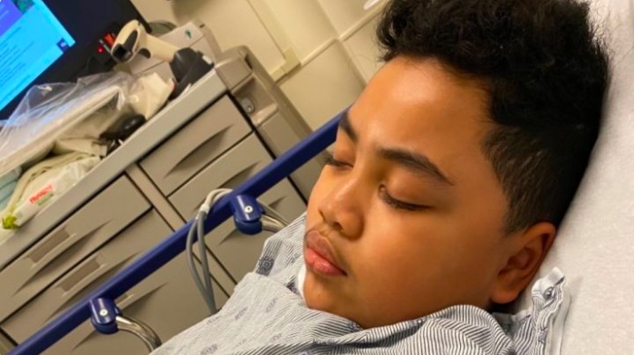 Samuel-Ace-Johnson-Treasure-Island-brain-stem-glioma, Here we go again! A mother reports her child developed a brain tumor from exposure to toxins on Treasure Island, Local News & Views