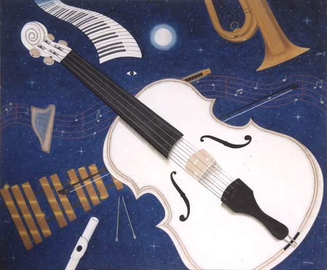 Guarneri-art-by-James-P.-Anderson, Diversity awards, online conventions, and authors incarcerated in the neo-slavery system, Culture Currents